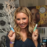 Actress Beverley Mitchell