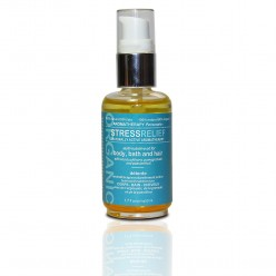 Aromatherapy Personals™ Stress Relief Multi-Nutritive Oil for Body, Bath and Hair